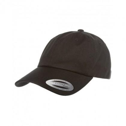 YupoongMD casquette pour adulte Dad à bas profile en sergé de coton