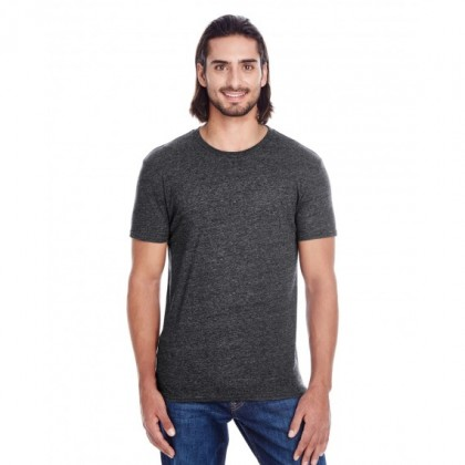 T-shirt unisexe à manches courtes en Triblend de Threadfast